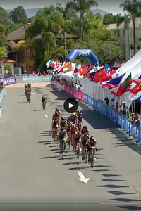 U23 Men - 2018 ITU World Triathlon Grand Final Gold Coast