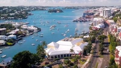 2018 ITU World Triathlon Bermuda Elite Men