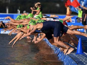 2018 ITU World Triathlon Grand Final Gold Coast Magazine Show