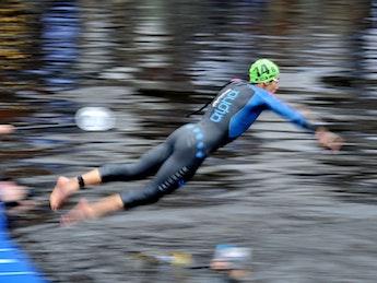 2018 ITU World Triathlon Hamburg Mixed Relay World Championships