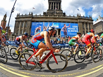 2018 ITU World Triathlon Nottingham/Leeds Magazine Show