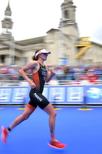 2018 ITU World Triathlon Leeds Elite Women