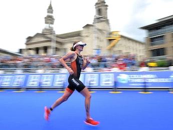 2018 ITU World Triathlon Leeds Elite Women