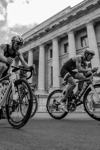 2018 ITU World Triathlon Montreal Elite Men