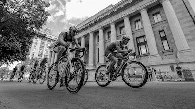 2018 ITU World Triathlon Montreal Elite Men
