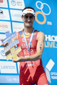 2018 ITU World Triathlon Yokohama Elite Men
