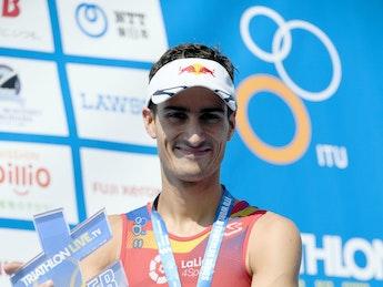 2018 ITU World Triathlon Yokohama Elite Men