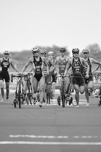 2019 ITU World Triathlon Abu Dhabi Elite Women