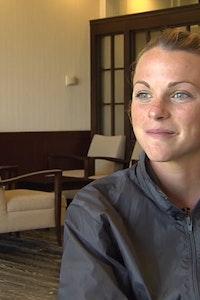 Kirsten Sweetland Interview