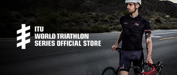 World Triathlon Series Store - buy official WTS merchandise